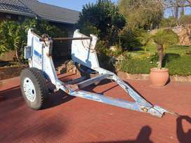 Cable drumTrailer