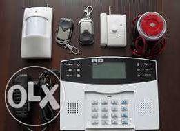 Монтаж, установка и настройка GSM-сигнализации