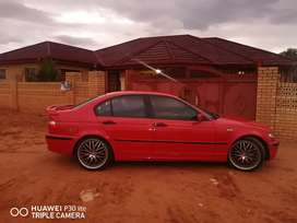 Bmw 3 series 328i with new engine and also gear Box 6 speed c