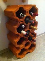 Керамика. Блок для хранения вина!