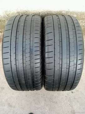2 × 245 / 35/19  Michelin tyres for sale