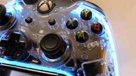 Xbox one afterglow controller