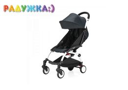 Прокат детских колясок. Коляска прогулочная YOYA 175 A+