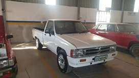 Toyota Hilux hips single cab