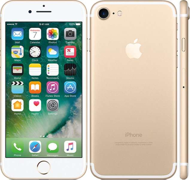 Emaculate condition i phone 7 128gb 0