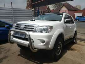 2008 Toyota Fortuner 3.0D4D 4by4