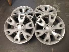 "18""Ford Wildtrack Rims"