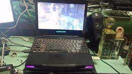 Dell Alienware m11 или обмен на радиосканер