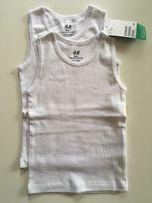Koszulka biała h&m nowa 92