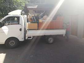 Bakkie for hire furniture removals demolition