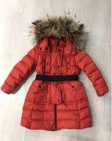 Пуховик пальто куртка Moncler