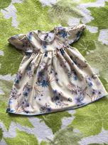 Платье на девочку 80-86р