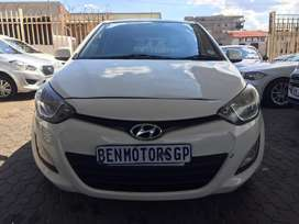 2014 Hyundai i20 Engine1.4Fluid