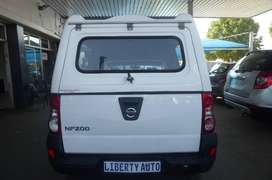 2018 #Nissan NP200 1.6i Loaded 48,000km Single Cab Bakkie With Canopy,
