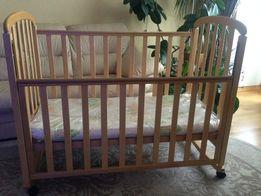 Детская кроватка Соня (ТМ Верес)