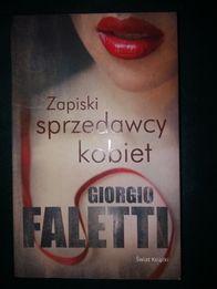 Zapiski sprzedawcy kobiet Giorgio Faletti