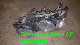 Chevrolet Aveo spares for sale.