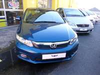 Image of 2012 Honda Civic 1.8 Executive For Sale in Western Cape