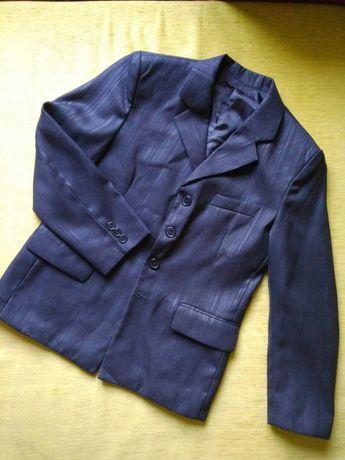 Піджак на хлопчика 9-10 років, б/в, шкільна форма. Полтава - изображение 1
