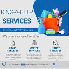 Ring A Help