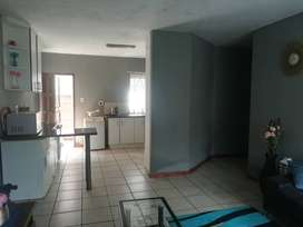 A room available in a 3 bedroom house in Ladanna . R2400 p/m