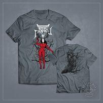 Popiół Zabobony t-shirt GILDAN nowa