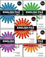 English File Student's Book + Work Book Все уровни