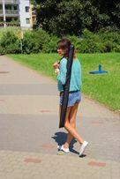 115cm POKROWIEC na kijki do Nordic Walking