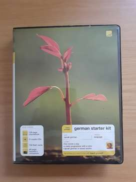 German book and CD learning