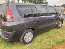 RENAULT espace iv 2.0T for sale or swop.