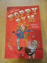 """""""Poppy Pym i klątwa faraona"""" Laura Wood - ksiązka przygodowa"""