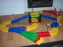 Wader Kid Cars Kolejka 4,5 m 51710