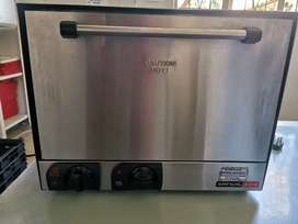 Anvil Electric Twin Deck Pizza Oven