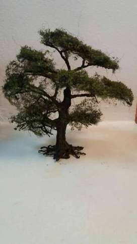 Miniature trees to suit HO sca