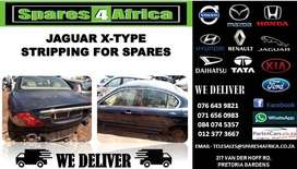 JAGUAR X-TYPE STRIPPING FOR SPARES
