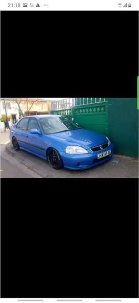 I am looking for a honda ballade vtec or any s04 non runner or running