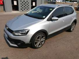 2012 VW Polo Cross 1.6 petrol
