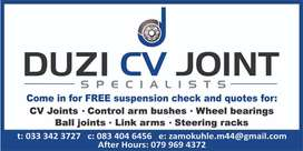 We Repair CV Joints