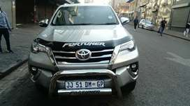 Toyota Forfuner Automatic 2.6