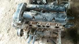 Ford fiesta 1.4i engine stripping for spares
