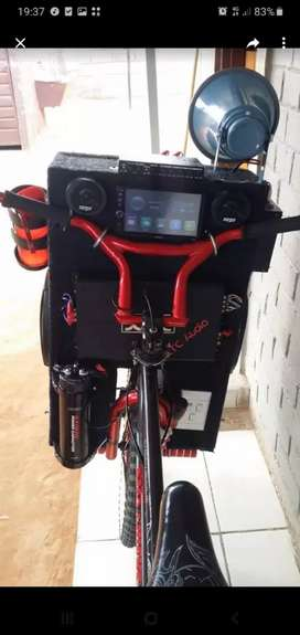 Bicycle sound