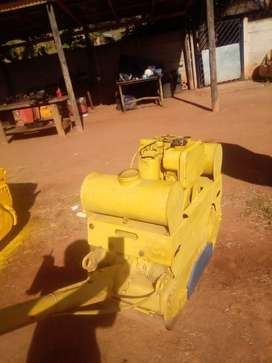 Bomag 35 compaction roller