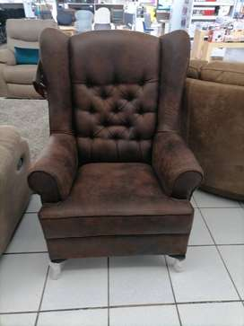 Grafton wing back chair