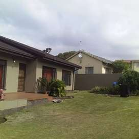 A 3 bedrooms stand alone house available immediately