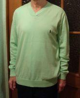 Свитер Поло с длинным рукавом Ralph Lauren (Ральф Лаурен)