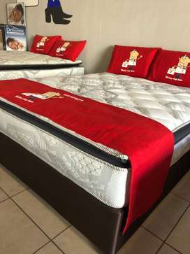 Wow queen size orthopedic pillow top 3500