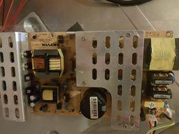 "Matryca LCD 55"" Samsung+zasilacz Skyvin CTN280p i pilot"