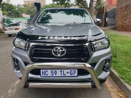 2018 Toyota Hilux 2.8 GD-6 Double Cab Manual