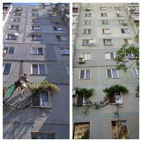 Утепление стен / Герметизация швов / Утепление фасадов