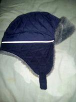 Зимняя шапка mothercare